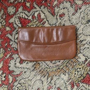 VTG St. Thomas Leather Pouch Wallet